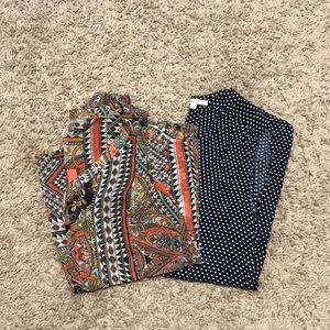 Two tanks from Stitch Fix
